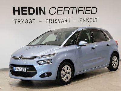 begagnad Citroën C4 Picasso C4 Picasso 1.6 HDi Manuell, 114hk, 2014//Backkamera//