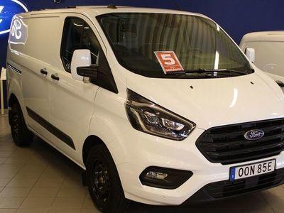 begagnad Ford Custom TransitSkåp 2.0L 105hk 280 L1 Manuell Trend FWD