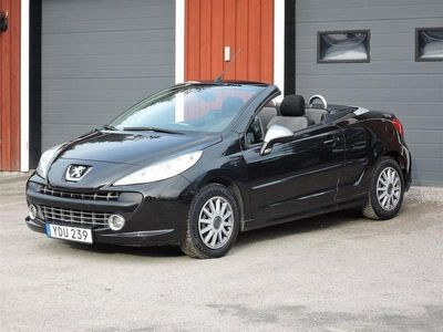 begagnad Peugeot 207 CC 1,6 HDi Cab -07