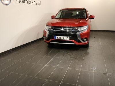 begagnad Mitsubishi Outlander 5D PHEV City