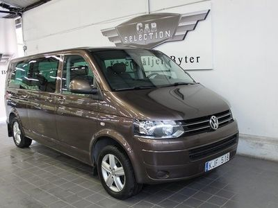 begagnad VW Multivan 2.0 TDI 4Motion DSG -Comfortline 2011, Minibuss 199 900 kr