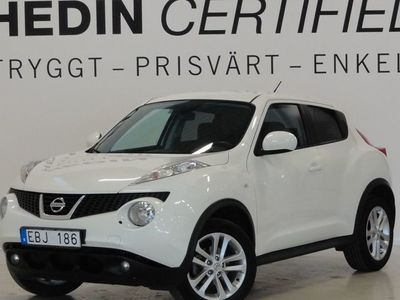 begagnad Nissan Juke 1,6 Sport PureDrive