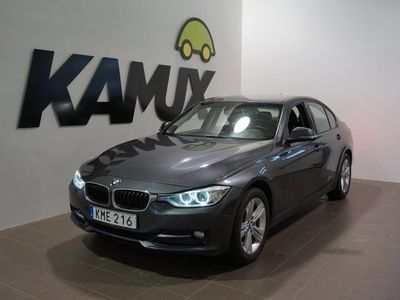 begagnad BMW 320 d xDrive Sedan Sportline (184hk)