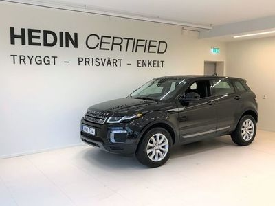 begagnad Land Rover Range Rover evoque 2.0 TD4 4WD 150hk Luxury Edition