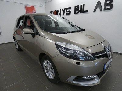 begagnad Renault Scénic 1.5 dCi DCT 110hk