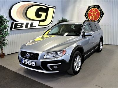 begagnad Volvo XC70 D4 AWD Geartronic Momentum 181hk -14