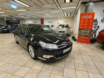 begagnad Citroën C5 Sedan 2.2 HDi Automat 204hk Välvårdad