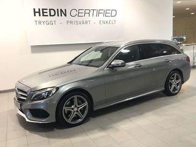 begagnad Mercedes 250 C-KlassT d 4MATIC 7G-Tronic Plus
