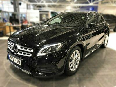 begagnad Mercedes GLA200 d 7G-DCT 136hk AMG-Line SoV-hjul