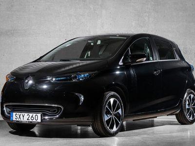 begagnad Renault Zoe R110 41kW Intens II Med Batteriköp