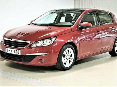 begagnad Peugeot 308 1.6 e-HDi FAP Manuell Nav Panorama 115hk