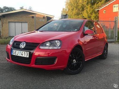 begagnad VW Golf V TDI 1.4 170 hk ny besiktad -08