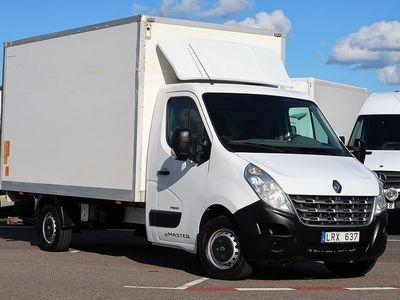 begagnad Renault Master 2.3 dCI / Bakgavellyft / Automat