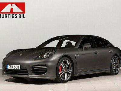 begagnad Porsche Panamera GTS PDK 440hk, Ny servad V-däck