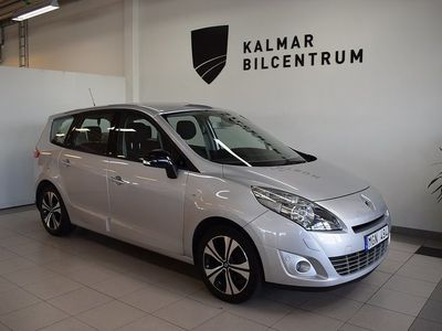 begagnad Renault Grand Scénic 1.5 dCi DCT 7-sits 110hk