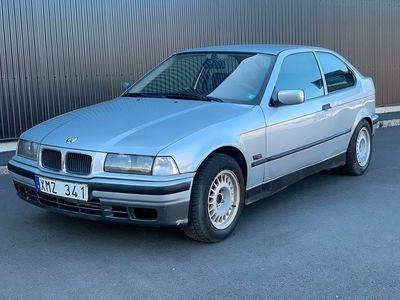 begagnad BMW 316 Compact i Comfort 102hk