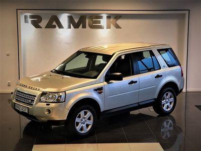 begagnad Land Rover Freelander 2.2 TD4 4WD Automat 152hk