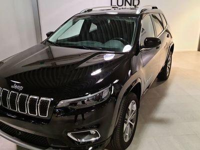 begagnad Jeep Cherokee 2.2 OVERLAND / *KAMPANJ*