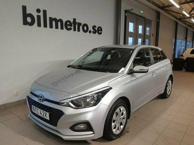 begagnad Hyundai i20 1.25 Life/OBS! Lågt miltal