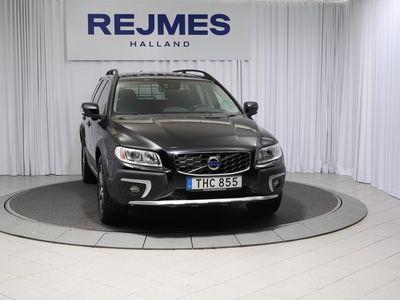 begagnad Volvo XC70 II D4 AWD Summum BE PRO VOC 2015, SUV 272 900 kr