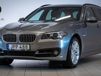 begagnad BMW 520 d xDrive Touring Sport Paket Aut Drag