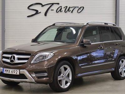 begagnad Mercedes 220 GLK BenzCDI 4MATIC AMG 2014, SUV 189 900 kr