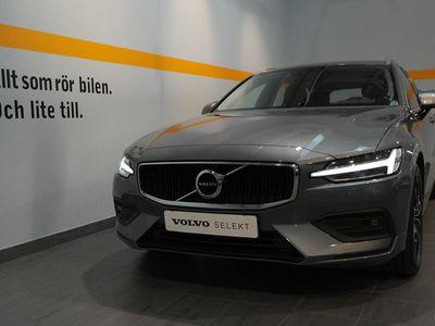 begagnad Volvo V60 D4 AWD Momentum *Bränslekampanj 3000kr*
