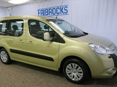 begagnad Citroën Berlingo Multispace 1.6 2009, Transportbil Pris 59 800 kr