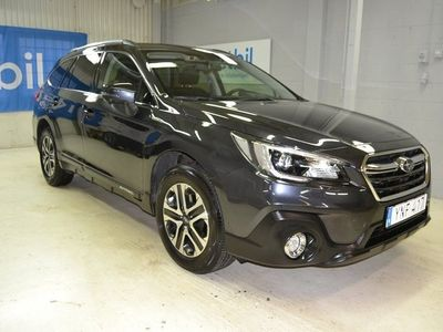 begagnad Subaru Outback 2.5 Active 4WD Drag 175hk