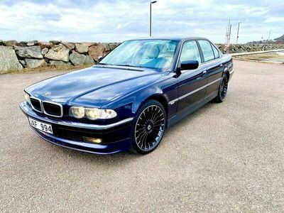 begagnad BMW 740 I A MJ00