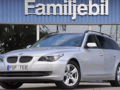 begagnad BMW 525 d xDrive Touring M-sport Drag 2009, Kombi 94 700 kr