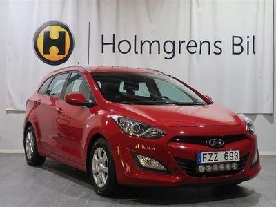 begagnad Hyundai i30 1.6 GDi (135hk) Drag