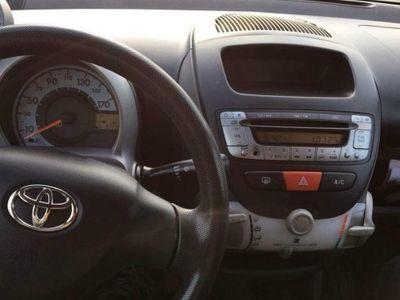 begagnad Toyota Aygo