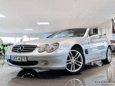 usata Mercedes 500 SL-KLASSBOSE 306HK