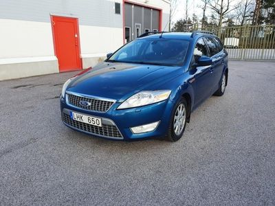 begagnad Ford Mondeo 2.0