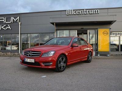 begagnad Mercedes C180 Edition Euro 6 156hk -14