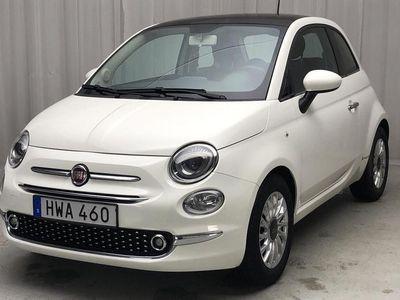 begagnad Fiat 500 1.2