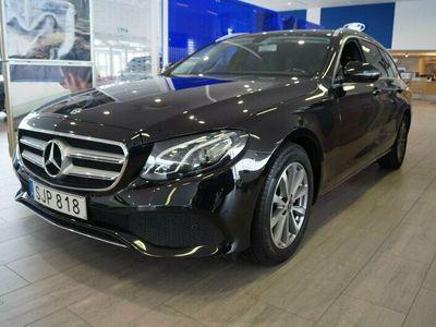begagnad Mercedes E220 4MATIC 194hk