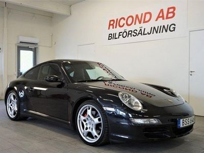 used Porsche 911 Carrera 4S / 997 3.8 Aut 355hk -06