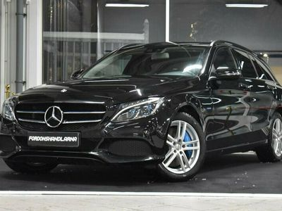begagnad Mercedes C350e