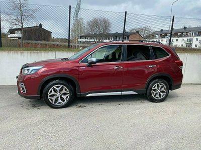 begagnad Subaru Forester 2,0 4WD e-Boxer Ridge/Drag/MoK/V-hjul