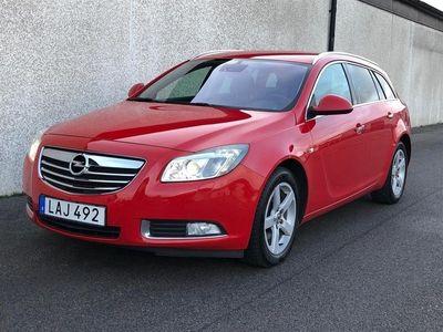 begagnad Opel Insignia 2.0 CDTi 4x4 Biturbo Tourer 195hk