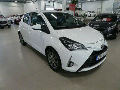 begagnad Toyota Yaris 1.5 VVT-i Euro 6 111hk