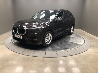 begagnad BMW X1 xDrive25e Model Sport Connected Dragkrok 2021, SUV Pris 512 500 kr