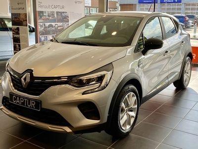begagnad Renault Captur TCe 130 Zen EDC 2020, Halvkombi 229 900 kr