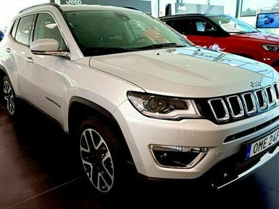 begagnad Jeep Compass COMPASS LIMITED PHEV 1,3 T4 190HP EAWD ATX