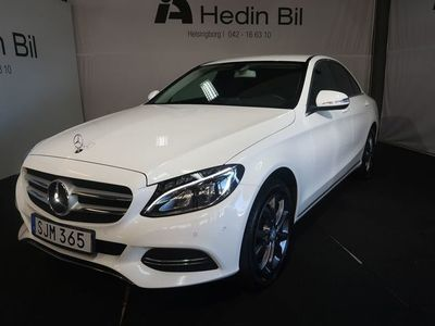begagnad Mercedes C250 BlueTEC 4MATIC 7G-Tronic Plus / Avantgarde