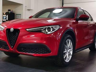 begagnad Alfa Romeo Stelvio Sprint 2.0 200hk Q4