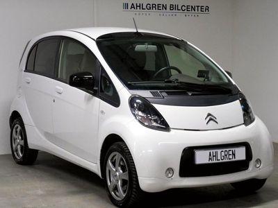 begagnad Citroën C-zero 16 kWh 64hk AUT LÅG MIL