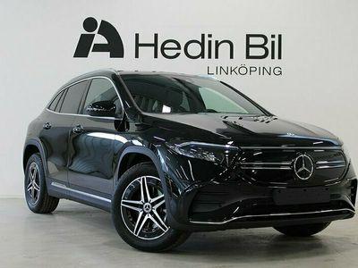 begagnad Mercedes 250 - Benz EQAAMG ADAPTIV FARTHÅLLARE WIDESCREEN PANELBELYSNING